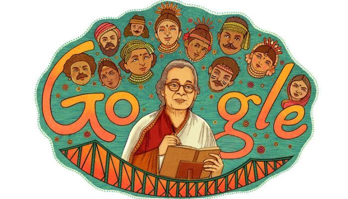 ৯২তম জন্মদিনে 'হাজার চুরাশির মা'কে মনে করল গুগল