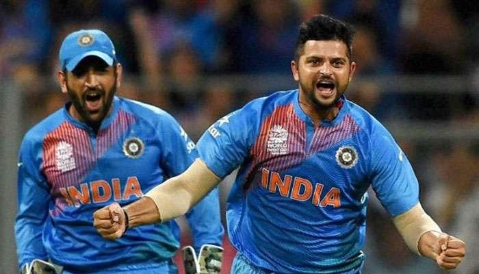 রায়না-ধোনির 'সেঞ্চুরি', ৭৬ রানে ম্যাচ জিতল ভারত