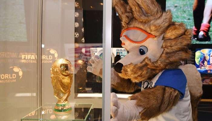 রাশিয়া বিশ্বকাপ, রেকর্ডের বিশ্বকাপ