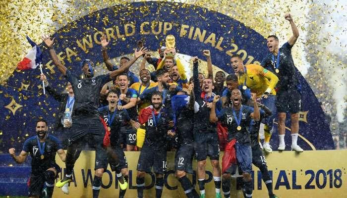 রাশিয়া বিশ্বকাপে ফিফার সেরা একাদশ