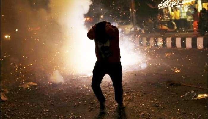 দীপাবলির রাতে কলকাতায় শব্দবাজির দাপট, দূষণে ঢাকল শহর, ধৃত ৯৩