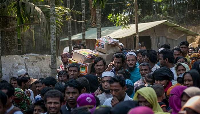 মায়ানমারে ফেরত যেতে চাইলে খুনের হুমকি দেওয়া হচ্ছে বাংলাদেশের শিবিরে থাকা রোহিঙ্গাদের