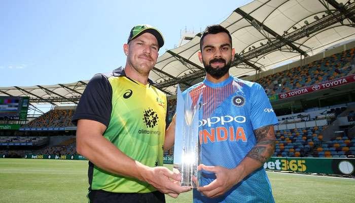 অস্ট্রেলিয়ার বিরুদ্ধে প্রথম টি-টোয়েন্টি-তে ৪ রানে হার ভারতের