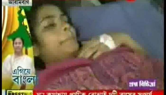 Egiye Bangla: Arambagh Sub-Division Hospital Successfully performed Complex Ovarian Operation
