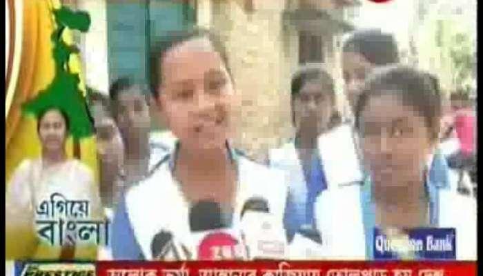 Egiye Bangla: Nadia Kanyasree Girls Stops Minor Marriage At Ranaghat