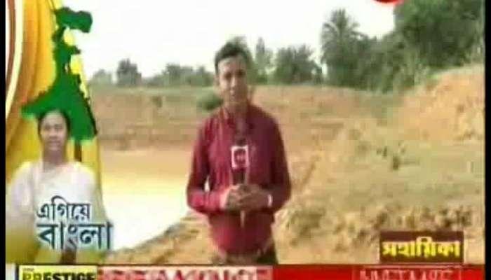 Bankura Pond Excavation For Farming Development