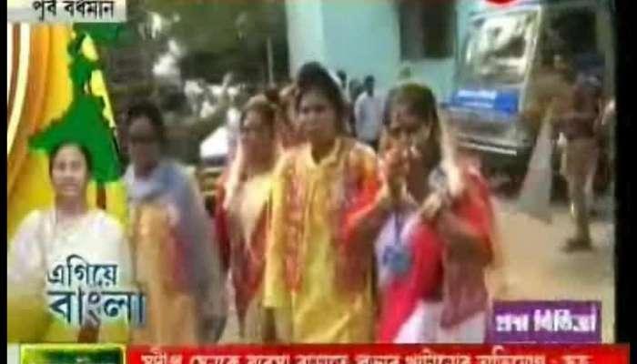 Egiye Bangla: Awareness Campaign For Swasthasathi Scheme in Burdwan