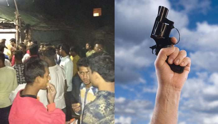 প্রোমোটিং নিয়ে গোলমাল, গভীর রাতে তিলজলায় চলল গুলি