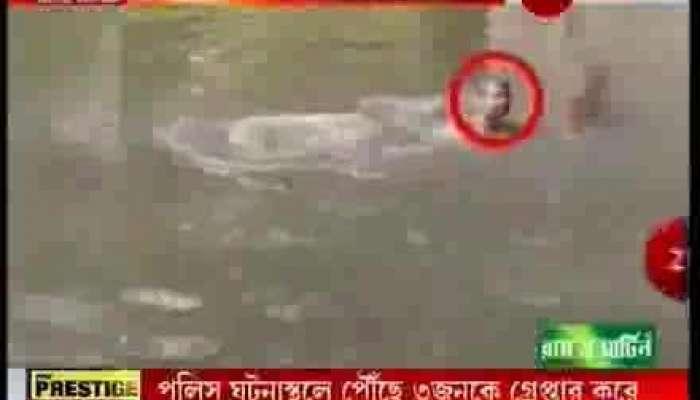 Teen drowned in pond in Hooghly, video viral