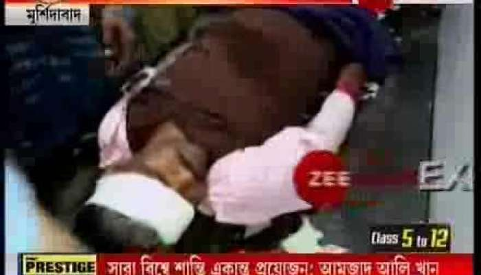3 person died in Murshidabad in a road accident