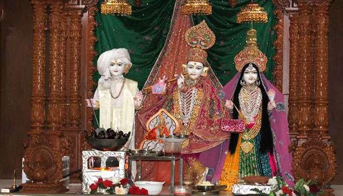 মার্কিন মুলুকে মন্দিরে হামলা; ভাঙচুর, বিগ্রহে কালি লেপে দিল দুষ্কৃতীরা