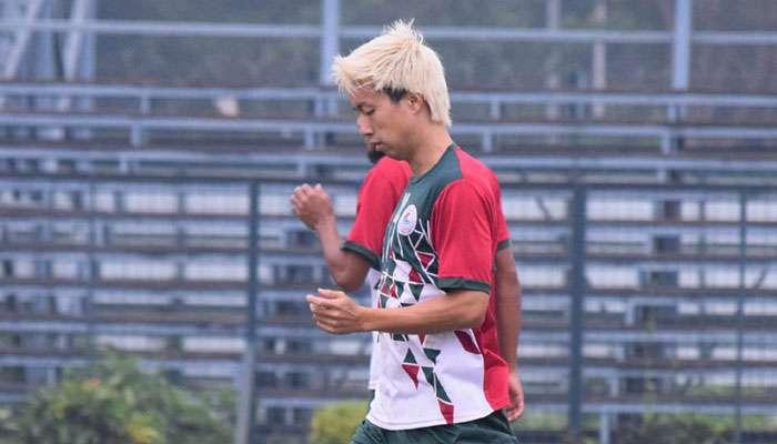 বেহিসেবি জীবনযাপন, সাফাই দিলেও শো-কজ করা হল বাগানের জাপানি ফুটবলারকে