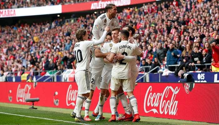 La Liga: বেলের সেঞ্চুরিতে মাদ্রিদ ডার্বি জয় মদ্রিচদের