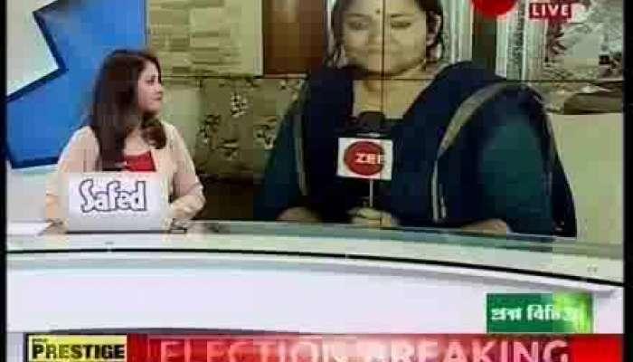 Actress and TMC MP Satabdi Roy's Exclusive interview