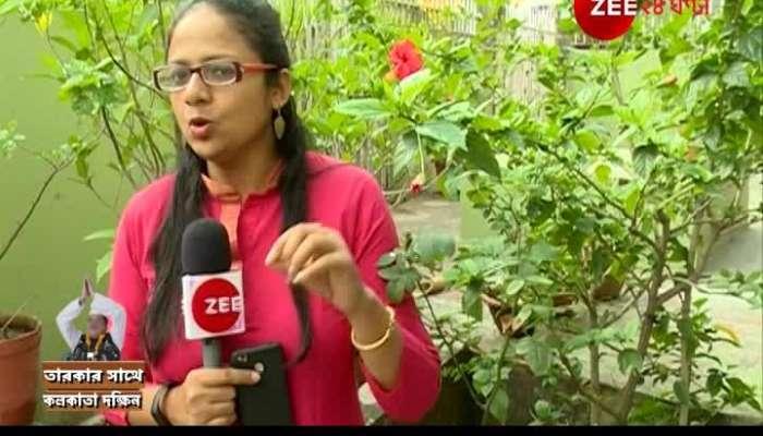 Tarakar sathe: Nandini Mukherjee
