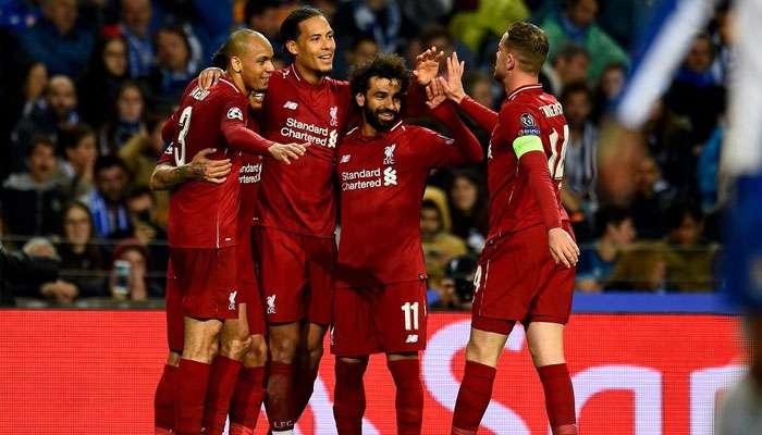 Champions League 2018-19: পোর্তোকে হারিয়ে সেমি ফাইনালে লিভারপুল, সামনে বার্সেলোনা