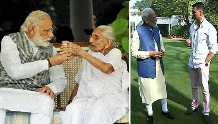 ''বাড়িতে টাকা পাঠাই না, উল্টে মা-ই হাতখরচ দেন', অকপট মোদী