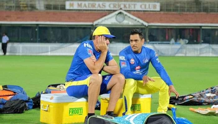 IPL 2019: দিল্লির বিরুদ্ধেও মাহির মাঠে নামা নিয়ে অনিশ্চয়তা!