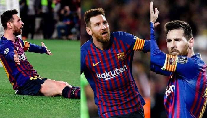 Champions League 2019 : ১৪ বছরে ৬০০ গোল, লিভারপুলের বিরুদ্ধে মেসি যেন ম্যাজিক
