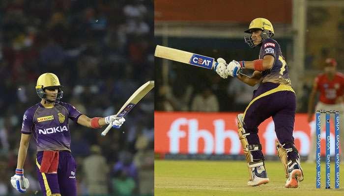 IPL 2019, KXIPvKKR: মোহালিতে 'ফণি' হয়ে উঠলেন গিল, প্লে-অফের সম্ভাবনা জিইয়ে রাখল কেকেআর