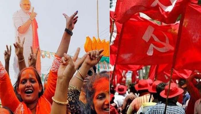 Loksabha Election 2019: বাংলায় বিজেপির ভোট বাড়ল ৪ গুণ, আতসকাচের তলায় বামেদের অস্তিত্ব