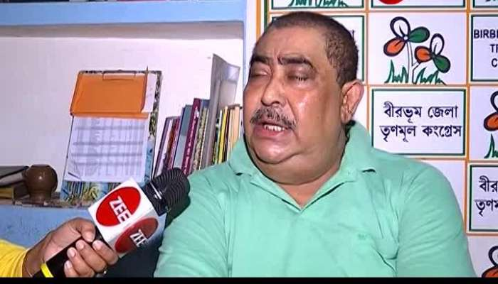 Anubrata Mondal on ZEE 24 Ghanta after Election
