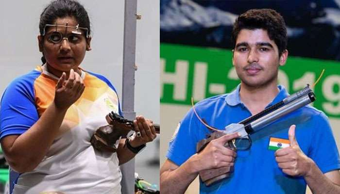 ISSF World Cup: নজির গড়ে সোনা জয় সৌরভের, সোনা জিতে টোকিও-র টিকিট পেলেন রাহি