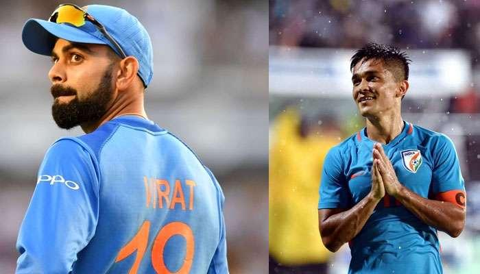ICC World Cup 2019: বিরাটদের বিশ্বকাপের শুভেচ্ছা জানালেন সুনীলরা