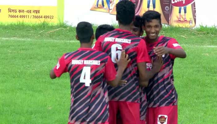 Zee Bangla Football League: Day 11, Match 2