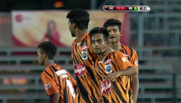 Zee Bangla Football League: Day 13, Match 2