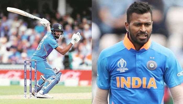 ICC World Cup 2019: লর্ডসে বিশ্বকাপ ট্রফি ছুঁতে চাইছেন হার্দিক