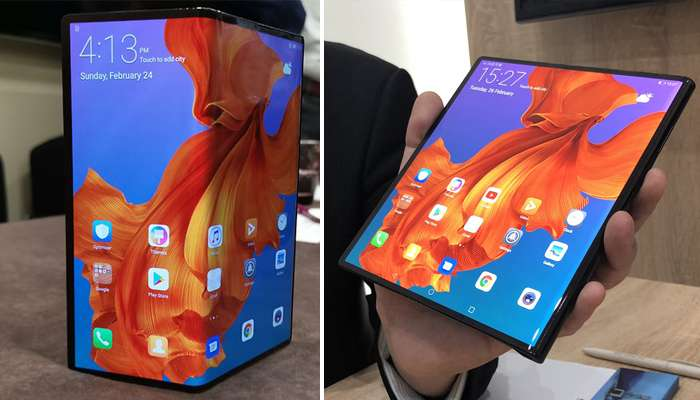 সস্তায় ফোল্ডেবল স্মার্টফোন Mate X আনছে Huawei