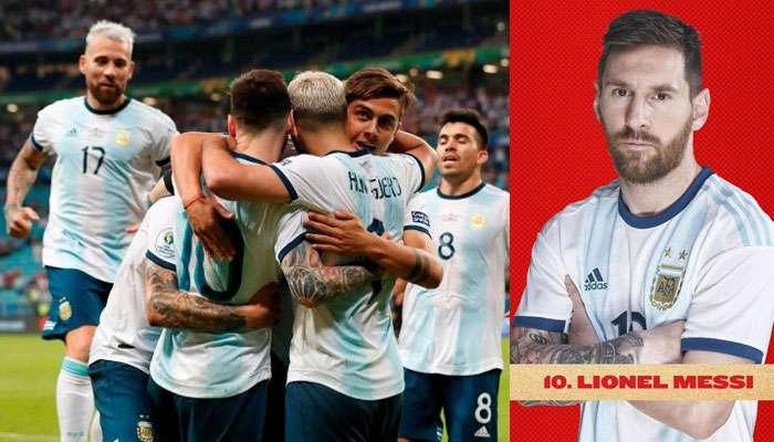 Copa America 2019: মেসিকে বার্থডে গিফট! কাতারকে হারিয়ে কোপার কোয়ার্টারে আর্জেন্টিনা