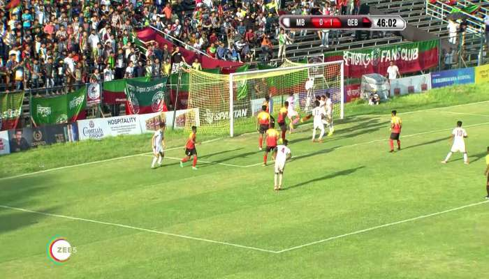 ZBFL2019 Final Goals - Mohun Bagan Vs East Bengal