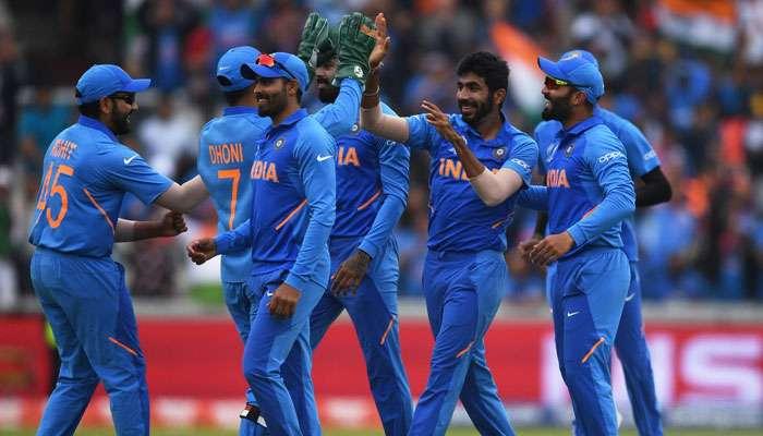 ICC World Cup 2019: মাঠে কোহলিদের দাপট! ম্যাঞ্চেস্টারের গ্যালারি নীল রঙা জার্সির দখলে