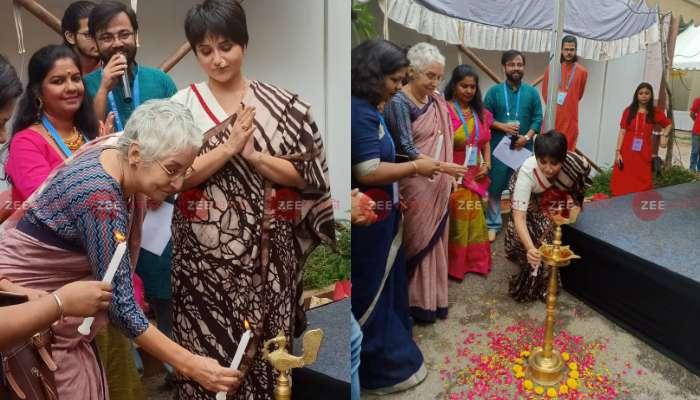 হায়দরাবাদ ফিল্ম ফেস্টিভ্যাল: ইন্দাস টেল-এর উদ্বোধনী অনুষ্ঠানে স্বস্তিকা