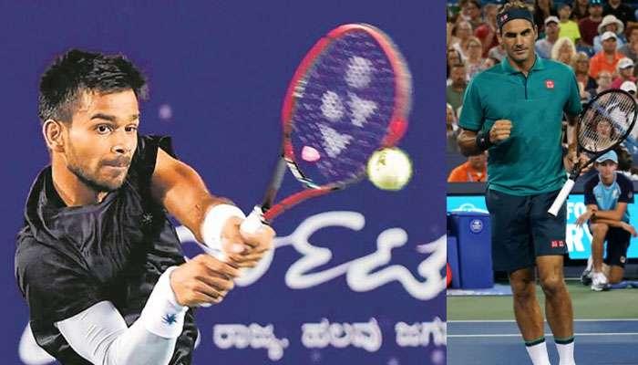 US Open 2019: ইতিহাসে সুমিত নাগাল; গ্র্যান্ড স্লাম অভিষেকে ভারতীয় খেলোয়াড়ের প্রতিপক্ষ রজার ফেডেরার