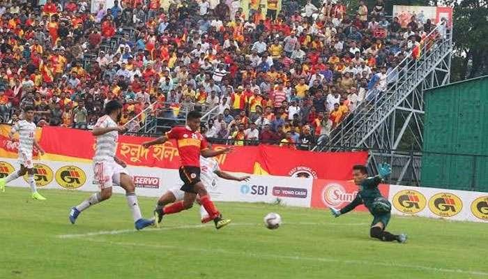 CFL 2019: কোলাডো-বিদ্যাসাগরের গোলে ঘরোয়া লিগে জয়ে ফিরল ইস্টবেঙ্গল