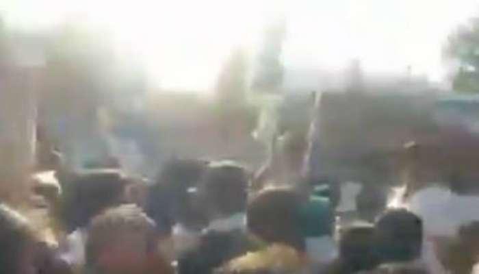 ভিডিয়ো:'কাশ্মীর বনেগা হিন্দুস্তান', ইমরানের সামনেই জনতার স্লোগান, ওটাও যাবে, খোঁচা নেটিজেনদের