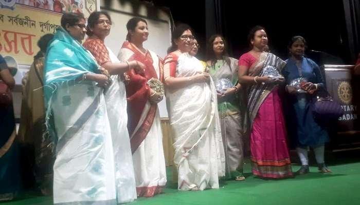 বছরভর মহিলাদের জন্য কাজ করবে 'বাংলার দুগ্গা': চন্দ্রিমা ভট্টাচার্য