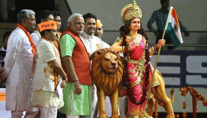 'পাক অধিকৃত কাশ্মীর বনেগা হিন্দুস্তান', জন্মদিনেই আগামীর লক্ষ্য মোদীর