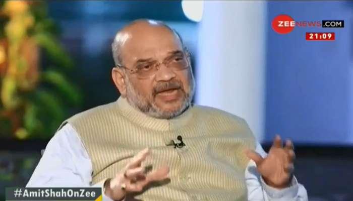 #AmitShahOnZee: দ্বিতীয় দফায় 'টু ম্যান শো', মোদীর পরে আপনি প্রধানমন্ত্রী?