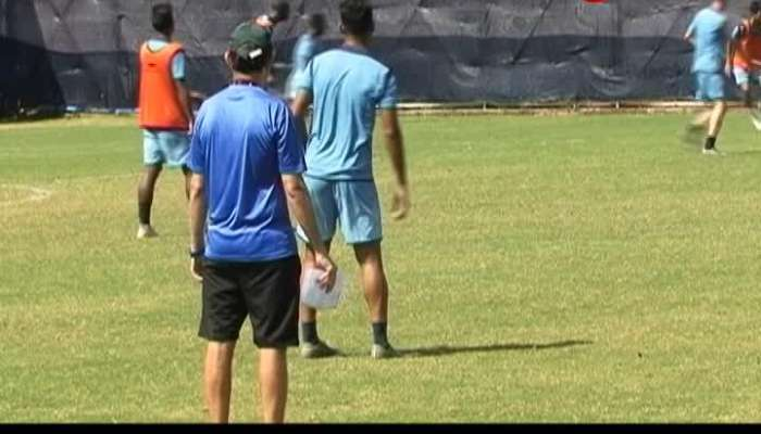 Sports 24: pressure mounting on Vicuna before the I-League