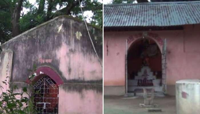 শক্তি আর সুফির বিরল সহবস্থান পুরুলিয়ার হিড়বড়াল গ্রামে