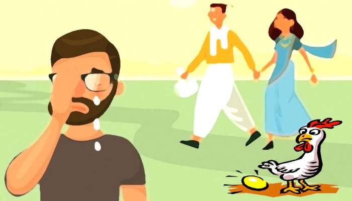 রোজ পাতে ডিম চাই! দাবি না মেটায় স্বামীকে ছেড়ে প্রেমিকের সঙ্গে ঘর ছাড়লেন স্ত্রী