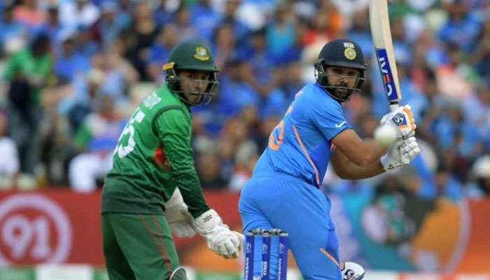 রাত পোহালেই প্রথম টি-২০, দেখে নিন ভারত-বাংলাদেশ দুই দলের সম্ভাব্য একাদশ