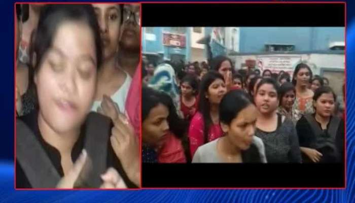 Students protest as college denies them for poor attendance
