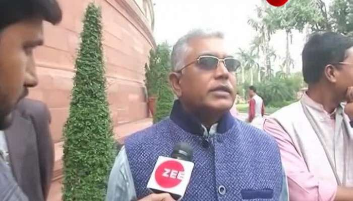 It should be too soon to come to a conclusion from todays result, says Dilip Ghosh