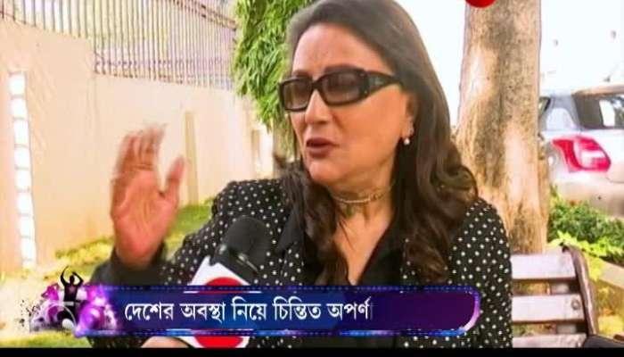 Aparna Sen at Telengana Bengali Film Festival