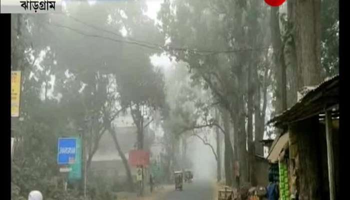 Lowest temp at Jhargram drops to 10 degrees